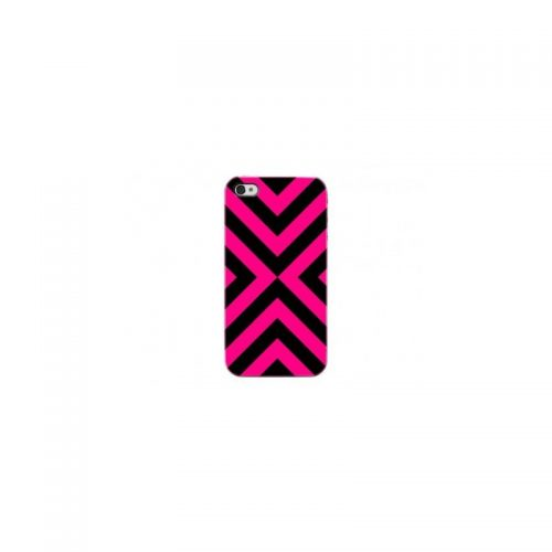 Cover Magenta Stripes iPhone 4 o 4s