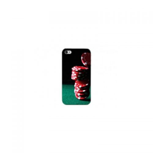 Cover Con Poker Fiches - iPhone 4 4s