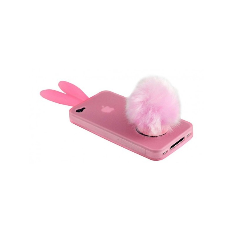 Rabbit Cover - Per iPhone 4 o 4S