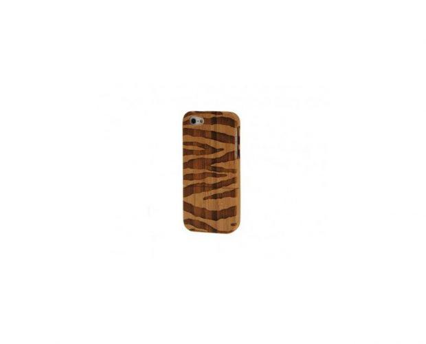 Cover In Legno Personalizzata Con Laser - iPhone 5 5s