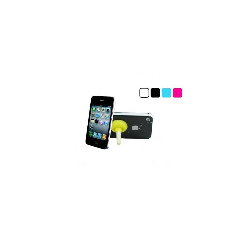 Ventosa in Silicone Stand Smartphone