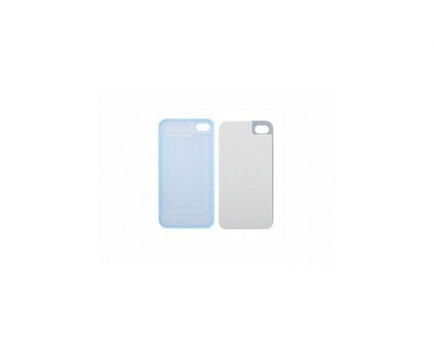 Custodia Bubble Pack Con Card Slot - Per iPhone 4 o 4S
