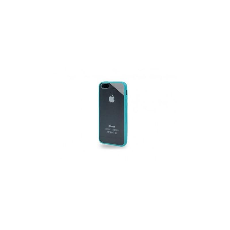 Cover bumper retro satinato - iPhone 5 5s
