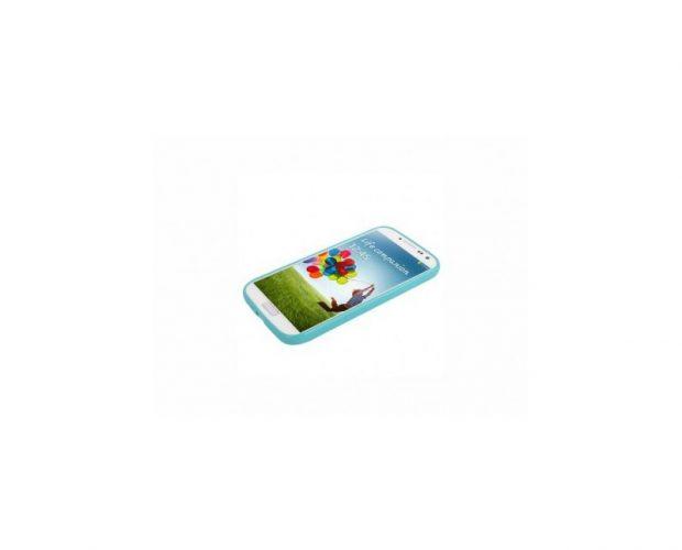 Bumper con retro satinato- Per Samsung Galaxy S4