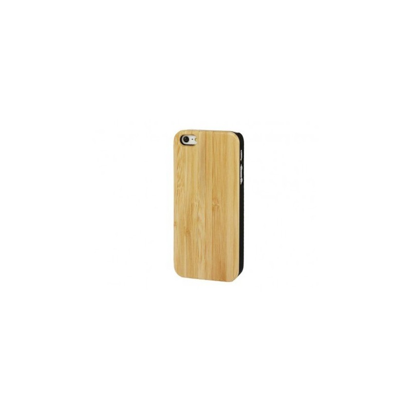 Cover In Legno Ultra Slim - Per iPhone 5 e 5s