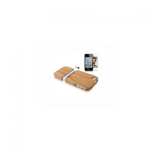 Wooden Cover In Legno Per iPhone 4 o 4S