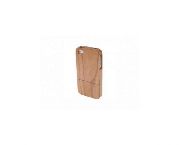 Wooden Cover In Legno Per iPhone 4 o 4S