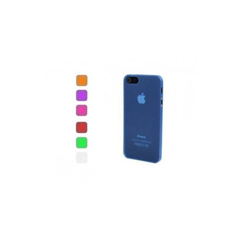 Cover iPhone Ultra Slim 5 e 5S 0,3 mm