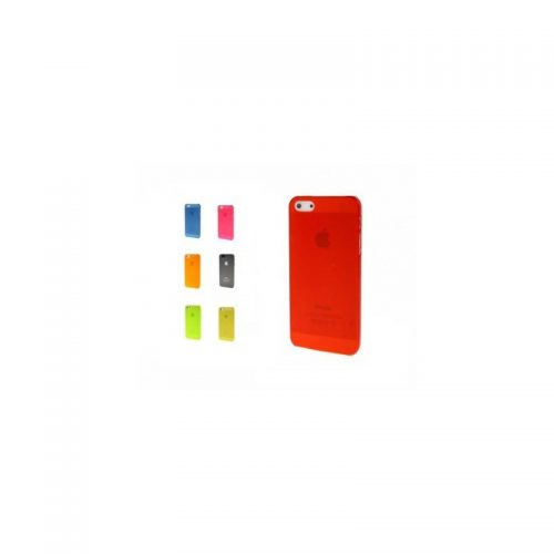 Custodia Ultra Slim Frosted Fluo - Per iPhone 5 e 5s