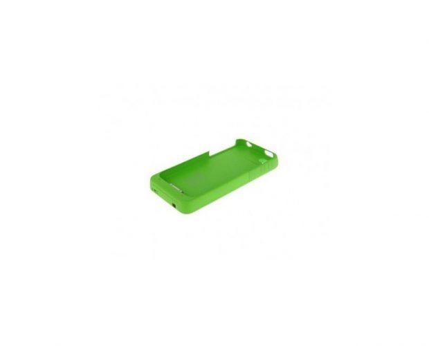 Custodia Verde Con Batteria Supplementare 4 4S