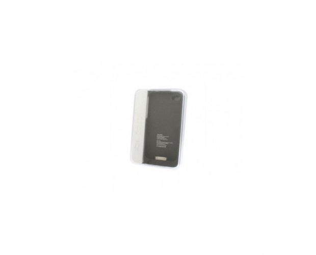 Cover Nera Con Batteria Supplementare - Per iPhone 4 o 4S