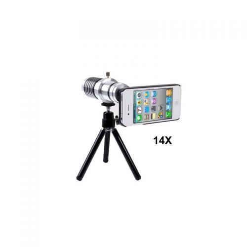 Obiettivo Zoom - Per iPhone 4 4s
