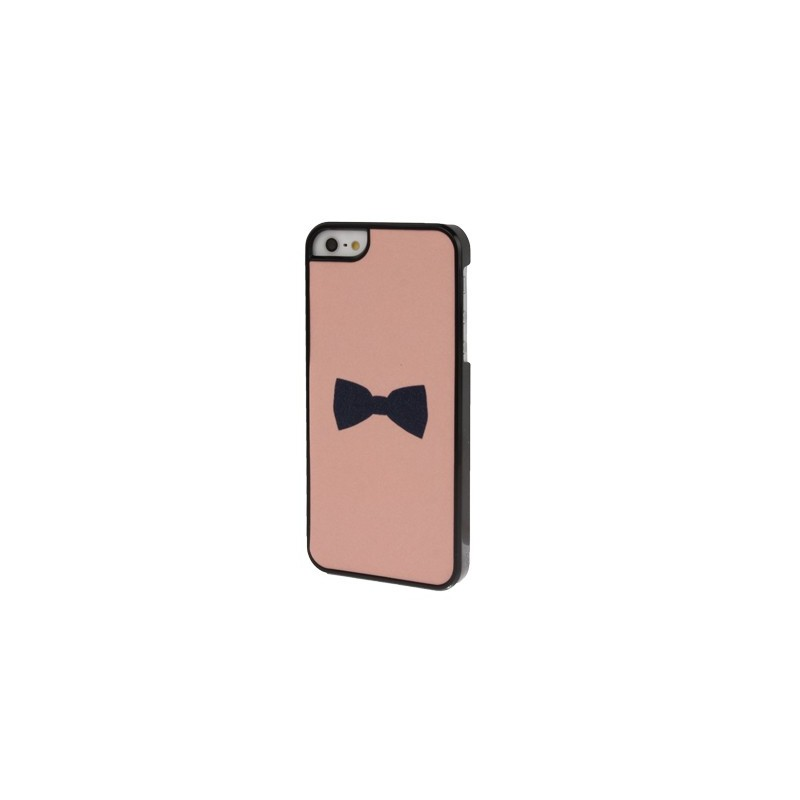 Custodia Glitter Papillon - per iPhone 5 e 5S
