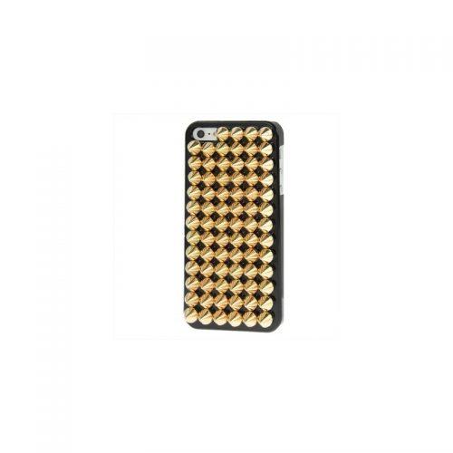 Cover con Borchie dorate Per iPhone 5 o 5s