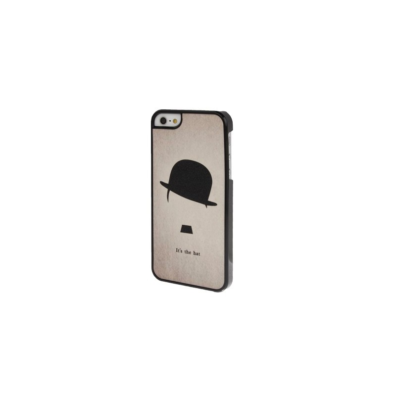 Custodia Glitter It s the hat - per iPhone 5 e 5S