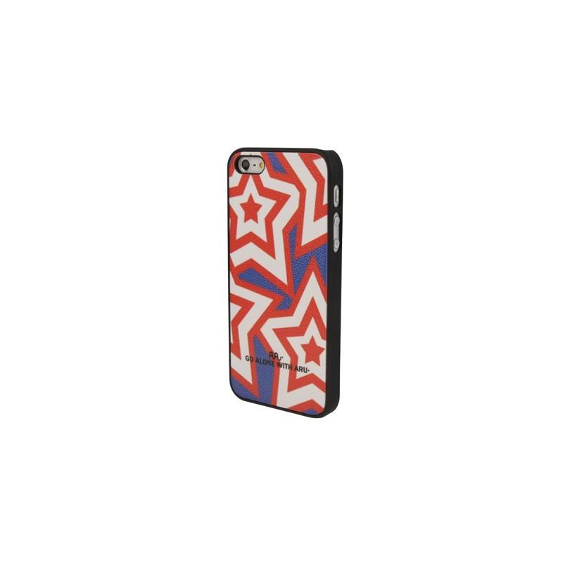Custodia con texture di stelle - per iPhone 5 e 5S
