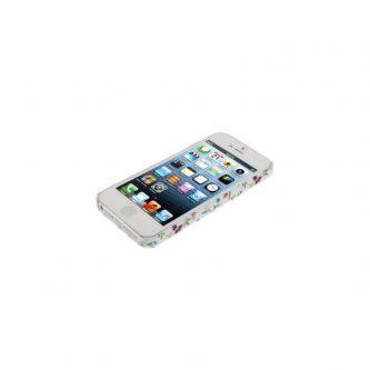 Custodia con Fiori Vintage – per iPhone 5 e 5S