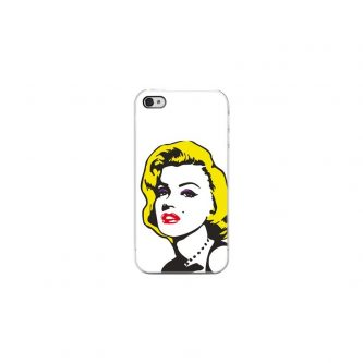 Cover Marilyn Monroe – Per iPhone 4 4S