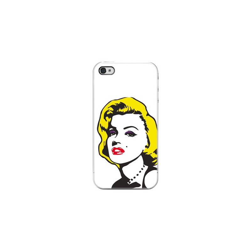 Cover Marilyn Monroe - Per iPhone 4 4S