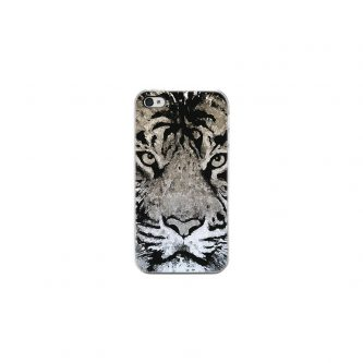 Cover con Tigre – Per iPhone 4 4S