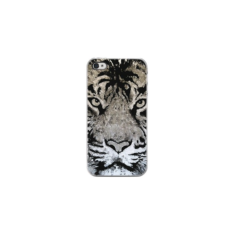 Cover con Tigre - Per iPhone 4 4S