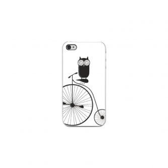 Cover Gufetto Acrobata – Per iPhone 4 4S