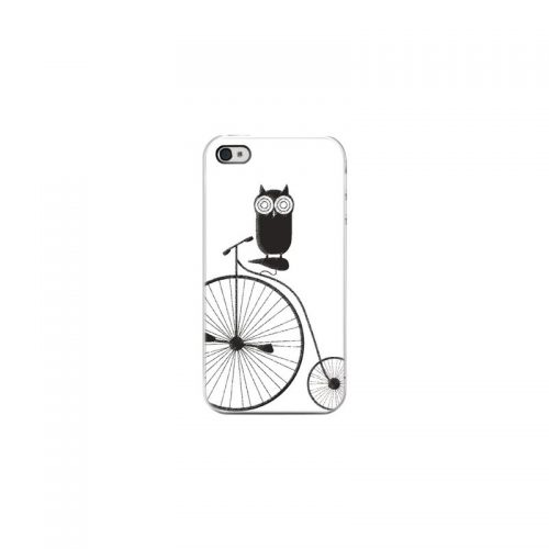 Cover Gufetto Acrobata - Per iPhone 4 4S
