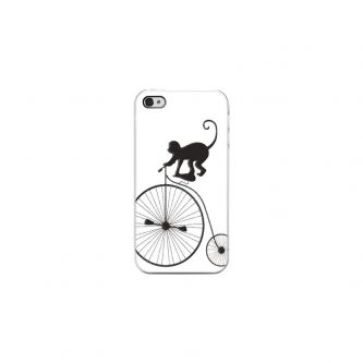Cover Scimmietta Acrobata – Per iPhone 4 4S