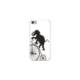 Cover Elefante Acrobata – Per iPhone 4 4S