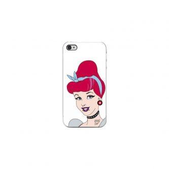 Cover Principessa Cenerentola – Per iPhone 4 4S