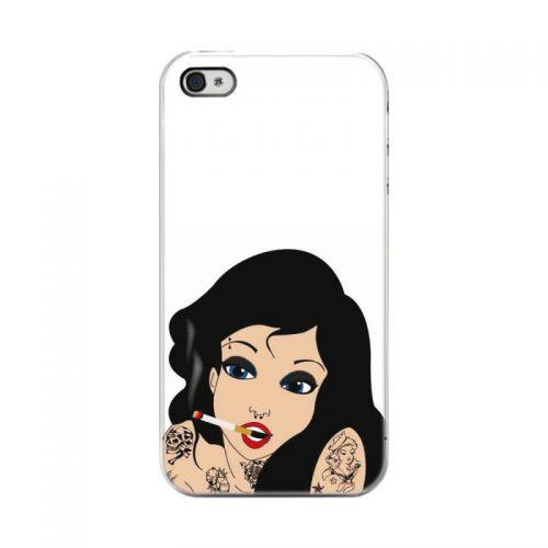 Cover Principessa Ariel - Per iPhone 4 4S