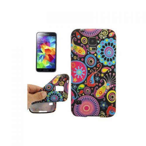 Cover floreale per Samsung Galaxy S5
