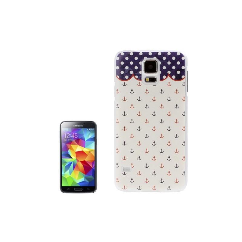 Cover con Ancore per Samsung Galaxy S5