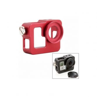 Custodia Colorata in alluminio per GoPro Hero 3 e Hero 3+
