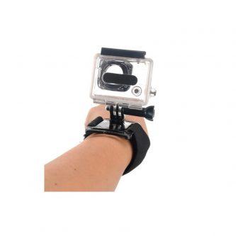 Supporto con Cinghia da polso per GoPro