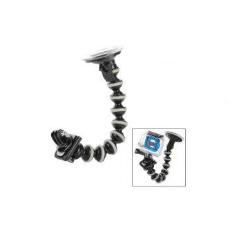 Gorilla Pod – Braccio con ventosa per GoPro