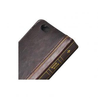 Custodia in stile Libro Antico con Tasca per iPhone 6