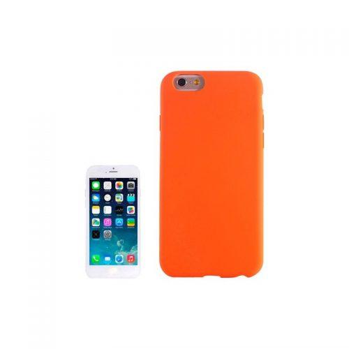Cover in Silicone Avvolgente in 12 colori per iPhone 6