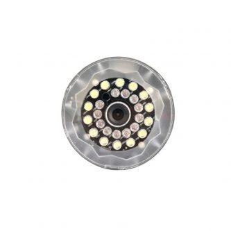 Lampadina Spia con Microcamera e Telecomando IP Cam