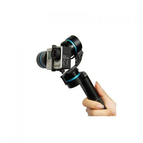 Stabilizzatore GoPro Hero 3 - Gimbal 3 Assi