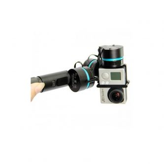 Stabilizzatore GoPro Hero 3 – Gimbal 3 Assi