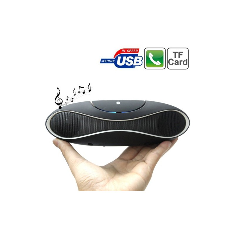 Mini Subwoofer Speaker Bluetooth Portatile