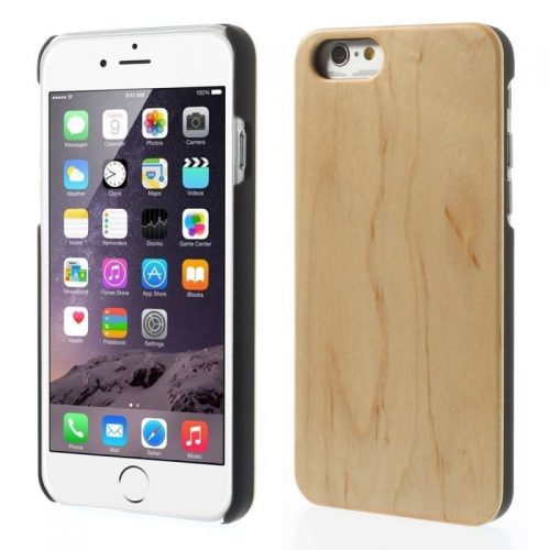 Cover in Legno per iPhone 6 e 6s