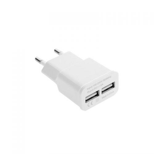 Caricatore Da Casa con 2 Uscite USB