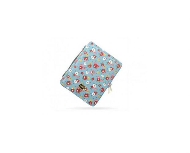 Custodia iPad Romantic Floral Pattern