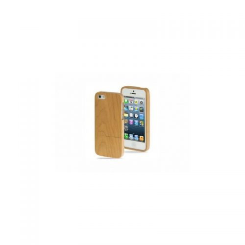 Custodia In Legno per iPhone 5 e 5s