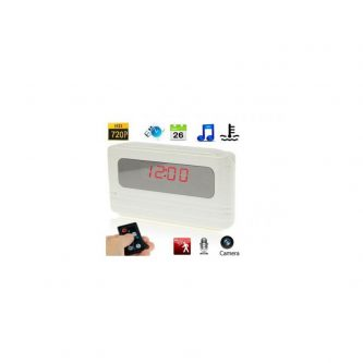 Sveglia Spia – Table Clock Spy Camera