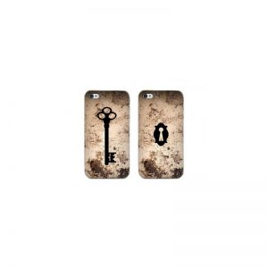 Coppia di Cover Key e Lock