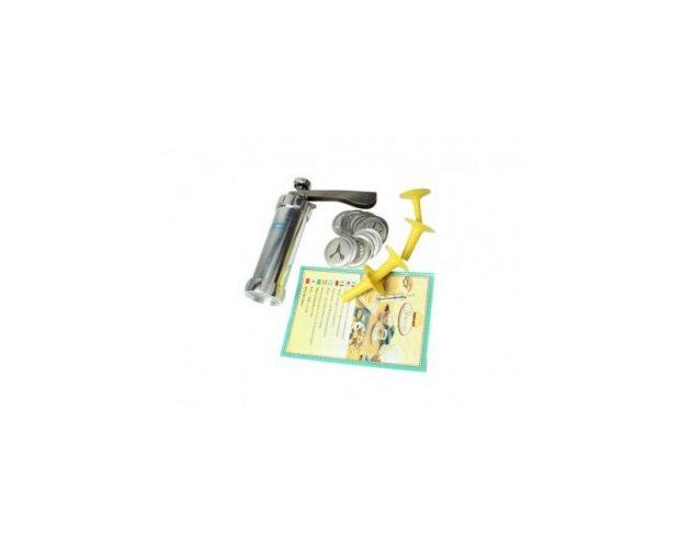 Macchina Per Biscotti Con 20 Stampi In Alluminio