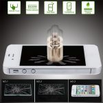 Pellicola Rigida Temperato per iPhone 4 e 4s